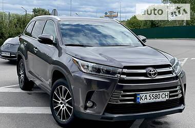 Внедорожник / Кроссовер Toyota Highlander 2019 в Киеве