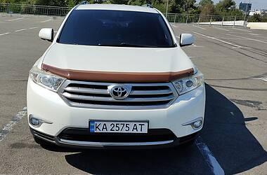 Внедорожник / Кроссовер Toyota Highlander 2013 в Киеве
