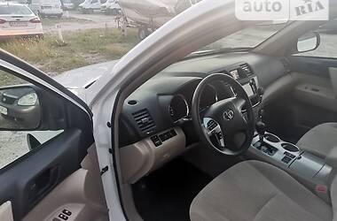 Позашляховик / Кросовер Toyota Highlander 2012 в Києві
