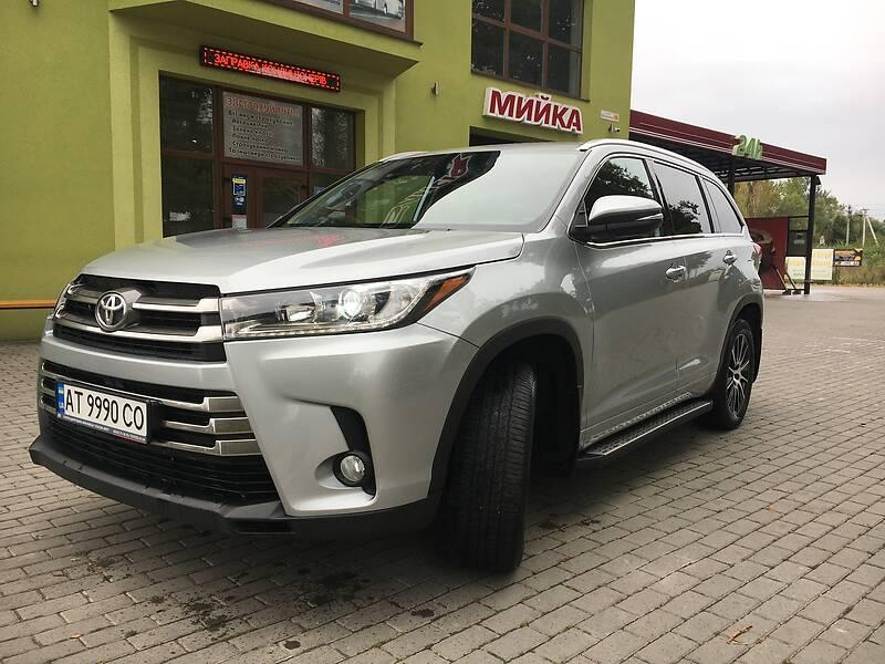Toyota Highlander 3.5 OFICIAL PRESTIGE