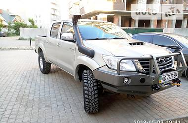 Toyota Hilux 2013 в Ужгороде