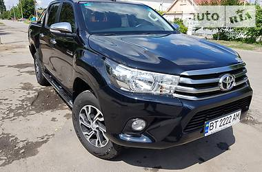 Toyota Hilux 2018 в Каховке