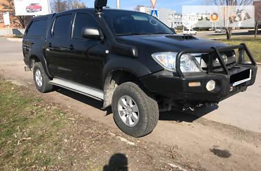 Toyota Hilux 2010 в Запорожье