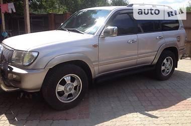 Toyota Land Cruiser 100 2004 в Киеве