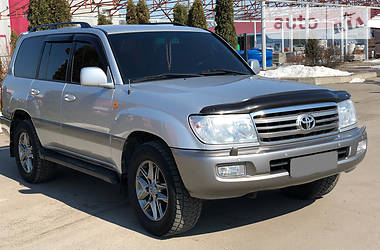 Toyota Land Cruiser 100 2007 в Сарнах