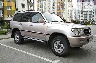 Toyota Land Cruiser 100 2000 в Ивано-Франковске