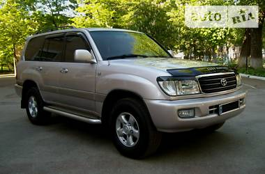 Toyota Land Cruiser 100 2002 в Одессе