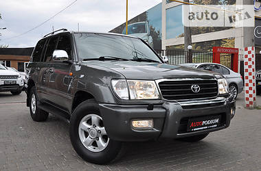 Toyota Land Cruiser 100 2001 в Одессе