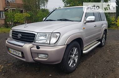 Toyota Land Cruiser 100 2001 в Тячеві