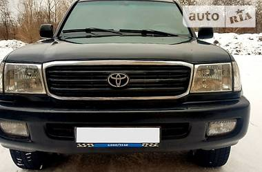 Toyota Land Cruiser 100 2001 в Киеве