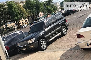 Toyota Land Cruiser 100 2002 в Киеве