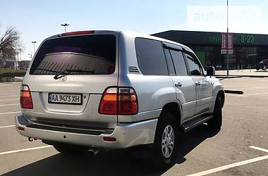 Toyota Land Cruiser 100 1998 в Киеве