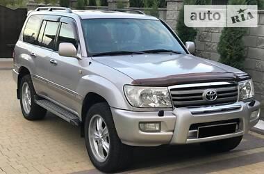 Toyota Land Cruiser 100 2004 в Ровно