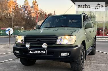 Toyota Land Cruiser 100 1998 в Харькове