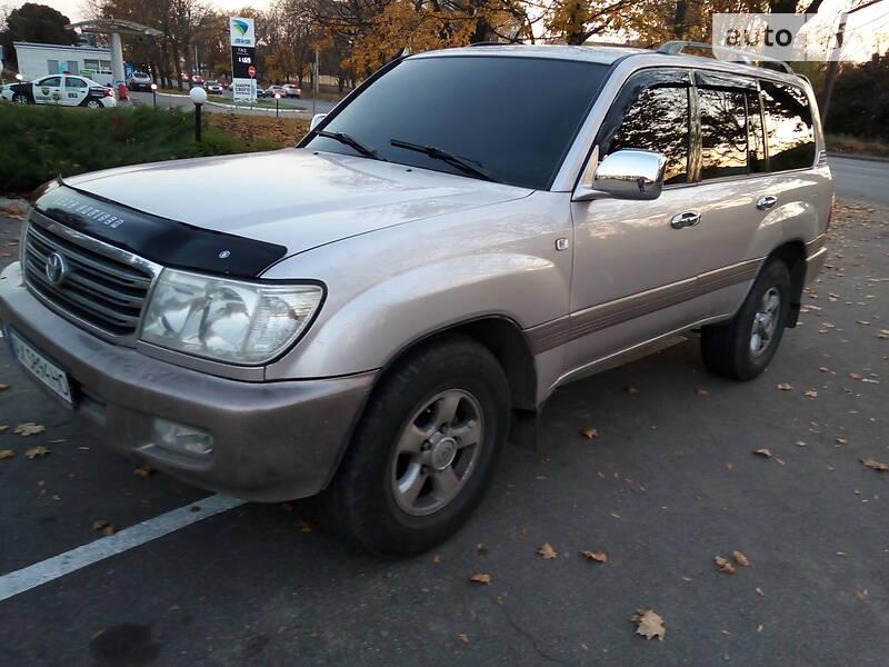 Toyota Land Cruiser 100 2000 в Харькове