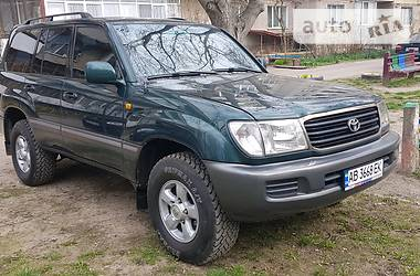 Toyota Land Cruiser 100 2001 в Ивано-Франковске