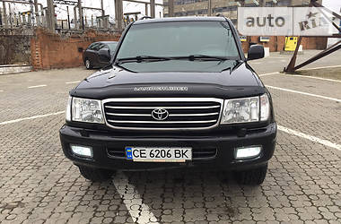 Toyota Land Cruiser 100 2001 в Черновцах