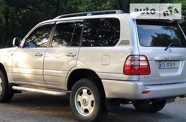 Toyota Land Cruiser 100 2005 в Черновцах