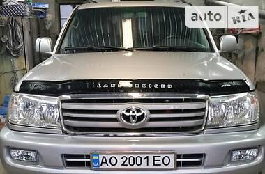 Позашляховик / Кросовер Toyota Land Cruiser 100 2000 в Рахові