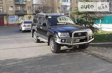 Toyota Land Cruiser 105 2004 в Одессе