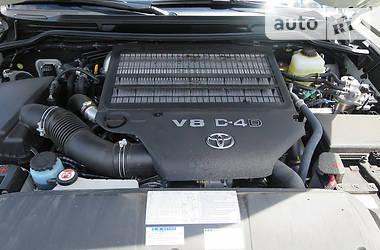 Toyota Land Cruiser 2018 года