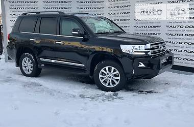 Toyota Land Cruiser 200 2017 в Києві