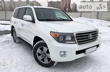 Toyota Land Cruiser 200 Brownstone 2015