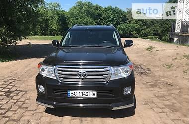 Toyota Land Cruiser 200 2010 в Киеве
