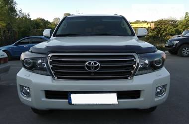 Toyota Land Cruiser 200 2015 в Харькове