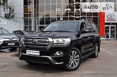 Toyota Land Cruiser 200 2018 в Житомире