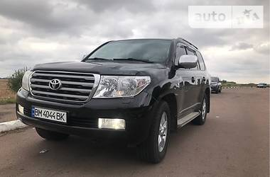 Toyota Land Cruiser 200 2010 в Сумах