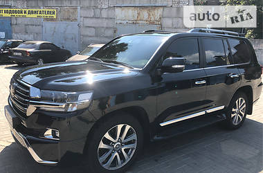 Toyota Land Cruiser 200 2018 в Днепре