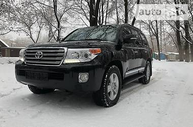 Toyota Land Cruiser 200 2014 в Днепре