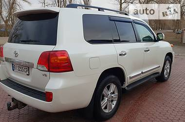 Toyota Land Cruiser 200 2014 в Кременчуге