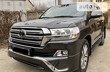 Toyota Land Cruiser 200 2019 в Киеве