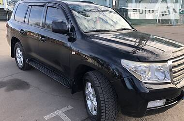 Toyota Land Cruiser 200 2010 в Полтаве
