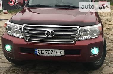 Toyota Land Cruiser 200 2008 в Черновцах
