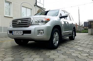 Toyota Land Cruiser 200 2012 в Черновцах