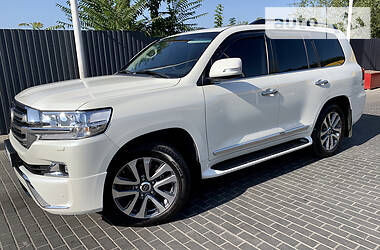 Toyota Land Cruiser 200 2018 в Днепре