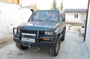 Toyota Land Cruiser 70 1992 в Харькове