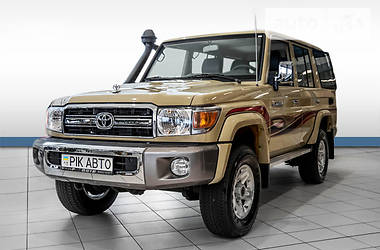 Toyota Land Cruiser 76 2018 в Киеве