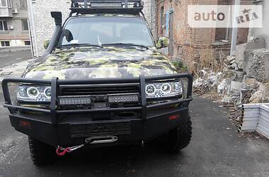 Toyota Land Cruiser 80 1990 в Харькове