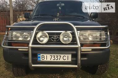 Toyota Land Cruiser 80 1996 в Шишаки