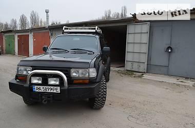 Toyota Land Cruiser 80 1995 в Киеве