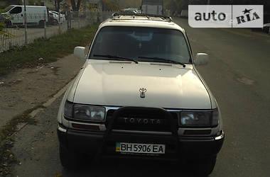 Toyota Land Cruiser 80 1992 в Одессе