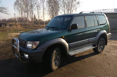 Toyota Land Cruiser 90 1997