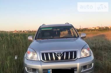 Внедорожник / Кроссовер Toyota Land Cruiser Prado 120 2008 в Одессе