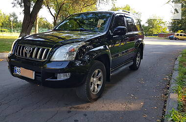 Toyota Land Cruiser Prado 120 2008 в Виннице