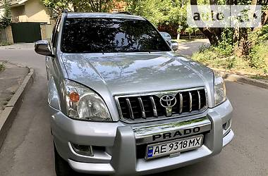 Toyota Land Cruiser Prado 120 2005 в Днепре