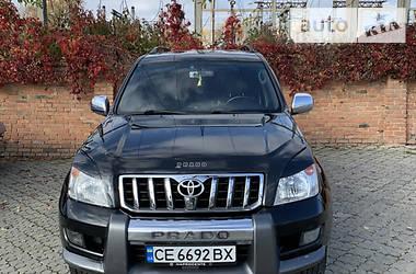 Toyota Land Cruiser Prado 120 2006 в Черновцах
